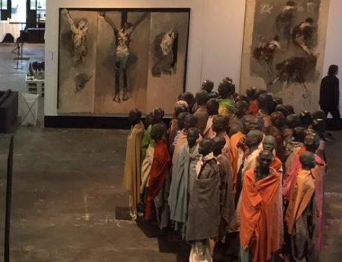 Copenhague, Galerie Gitte Jarsbo, les Docks.