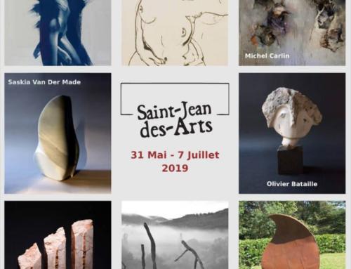 Saint-Jean-des-Arts : Espace Culturel du 31 mai au 7 juillet 2019